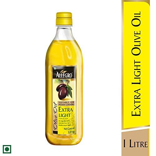 ALLEGRO Olive Oil Extra Light, 1 LTR