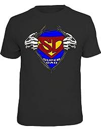 Das T-Shirt für den besten Vater: Ich bin ein Superdad