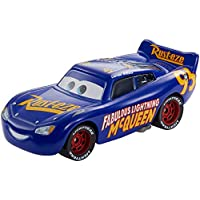 Disney Pixar Cars Cars 3-Vehicule Fabuleux Flash McQueen, FGD57