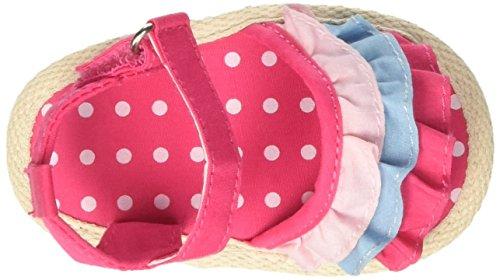 Bimbus Baby Mädchen 171ielp003 Schuhe für Neugeborene Rosa (Rosa Chiaro 09)