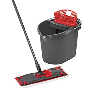 Vileda Ultra Max Mop Amp Bucket Kit Amazon In Home Improvement
