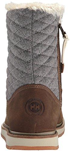 Helly Hansen W Seraphina, Stivali Donna Colori vari (Marrone / Grigio)