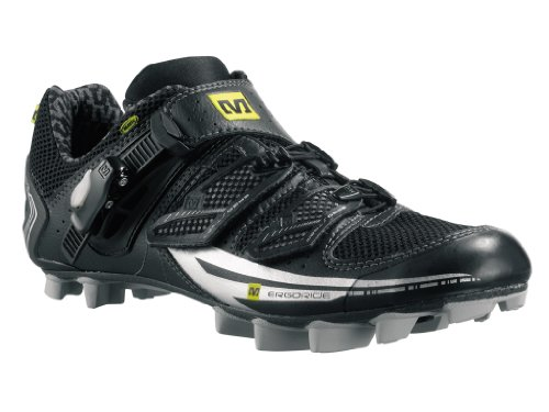 Mavic , Chaussures de cyclisme pour homme 12 Noir - Noir