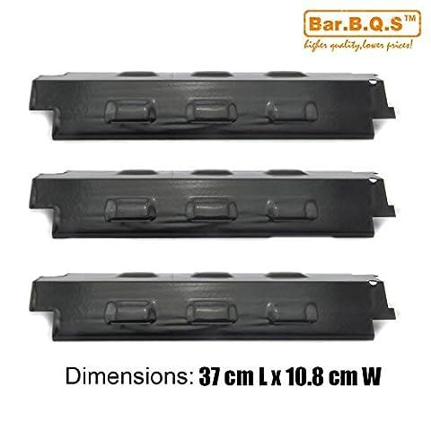 Bar. b.q.s h98531(3er Pack) Porzellan Stahl Wärme Platte, Hitzeschild, Wärme