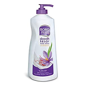 Boro Plus Body Lotion for For Healthy, Smooth, Glowing, Moisturised and Deeply Nourished Skin (Normal Skin) 400 milliliters