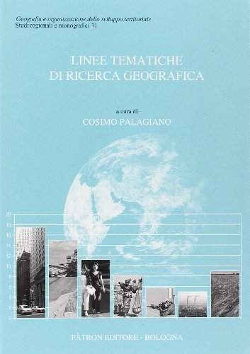 Linee tematiche di ricerca geografica