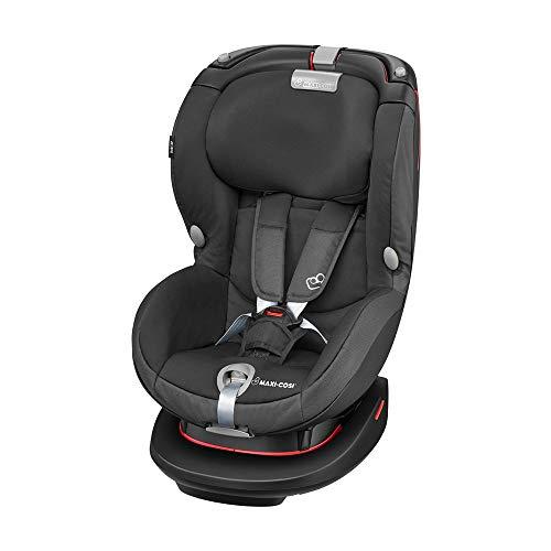 Maxi-Cosi Rubi XP Kindersitz, mit optimalem Seitenaufprallschutz und höhenverstellbarer Kopfstütze, Gruppe 1 Autositz (ab 9 Monate bis ca. 4 Jahre, 9-18 kg), Night Black