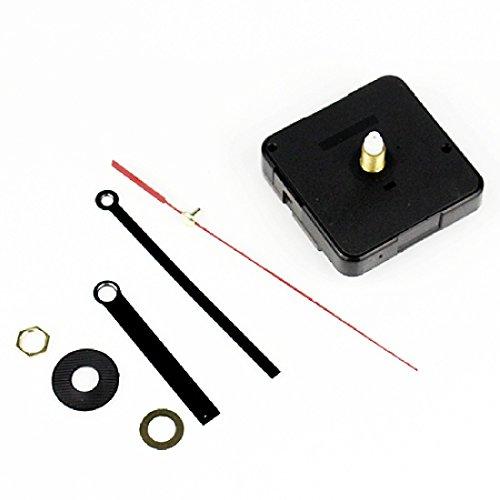 Nuevo mecanismo de reloj de pared Diy, repuestos de reloj de cuarzo, reloj de movimiento, kit de repuestos, 12,2 x 8,8 x 6cm