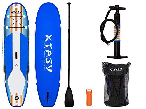 XTASY iSUP Evolution 320 Set Blue 2019