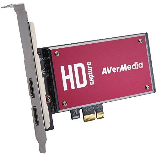 AVerMedia DarkCrystal SDK II - Capturadora de vídeo