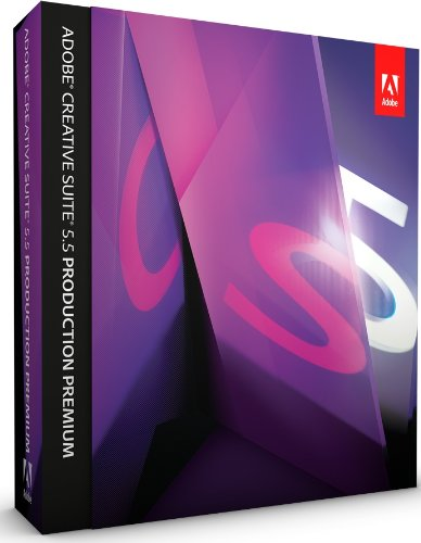 CS5.5 Production Premium 5.5 windows EU English Retail