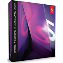 Adobe Creative Suite 5.5 Production Premium, Upgrade version from any CS5 Suite (PC)