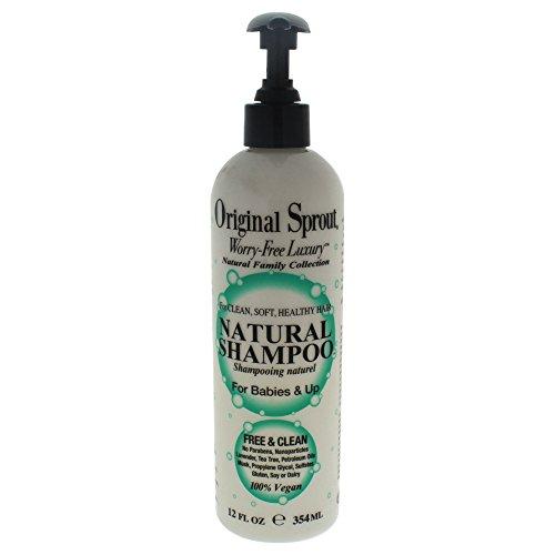 Originale Sprout naturale solfato libero Shampoo 354 ml