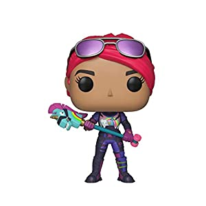Funko Pop: Fortnite: Brite Bomber, Multicolor (36721) 6