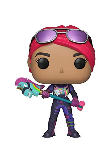 Funko- Pop: Fortnite: Brite Bomber, (36721)