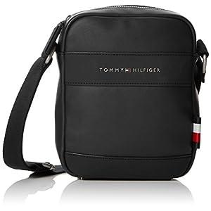 Tommy Hilfiger Th City Mini Reporter – Shoppers y bolsos de hombro Hombre