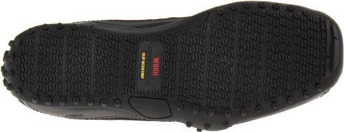 Skechers For Work 76996 Rockland-hooper Work Slip-on chaussures Black