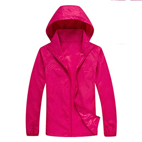 TYTUOO Männer Frauen Outwear Casual Outdoor Coat Jacken Winddicht Ultraleicht Regenfest Windbreaker Tops