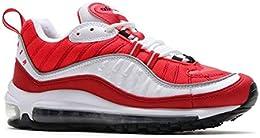 Air Max 98 Rouge Chaussures de Gymnastique Homme (39 EU)