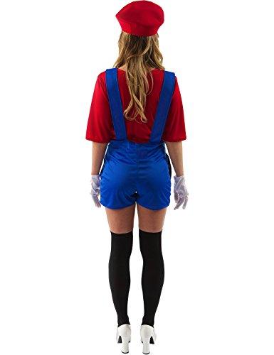 Imagen de orion costumes  disfraz de super mario bros para mujer alternativa
