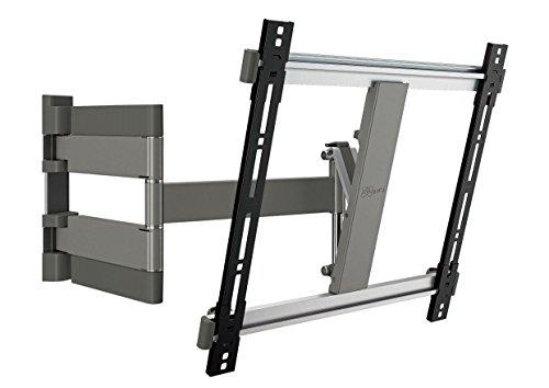 vogels-thin-245-soporte-de-pared-para-tv-orientable-negro-y-plateado