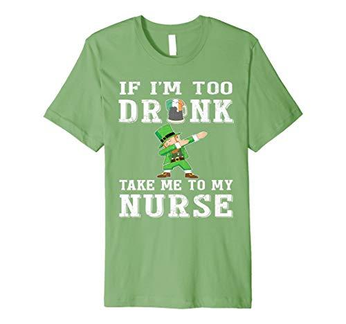If I M Too Drunk Patricks Shirt Al Mejor Precio De Amazon En