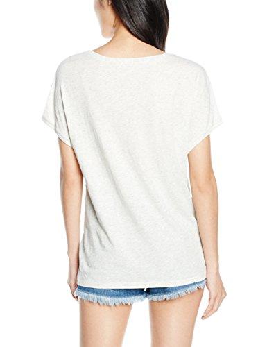 Marc O'Polo 606215551167, T-Shirt Femme Grau (arctic grey 900)
