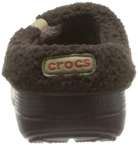 Crocs Blitzen II Clog, Sabots mixte adulte Marron (Espresso/Espresso)