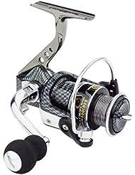 ZXCB Fishing Reel Fishing Reel Clip Tous Metal Durable Smooth Swap Gauche Et Droite Rotation Des Articles De Pêche Au Rouleau De Pêche