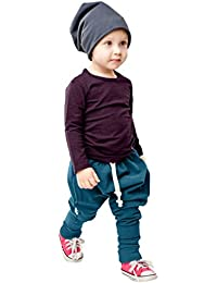 2-8Jahre Jeans Hosen Fr/ühjahr Kinderkleidung Outfits Bekleidung Longra 1SET Kinder Kleinkind Jungen h/übschen Denim T-Shirt Tops