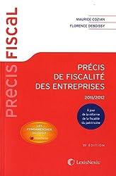 Précis de fiscalité des entreprises 2011-2012