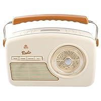 Amazondeaccessory GPO Trendy 50's DAB + radyo 53300