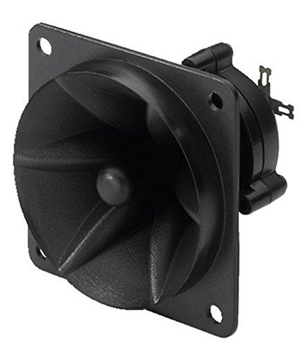 MONACOR MPT-001 Piezo-Hochtöner, 70 mm Lochabstand, 225/115 W, 4/8 Ohm, schwarz