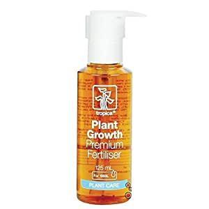 Tropica Plant Growth Premium Fertiliser,125 ml