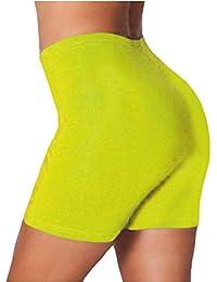 Mesdames Femmes Active Sports Casual Short de cyclisme en coton pour femme plus Taille