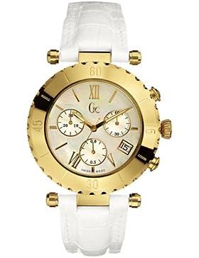 Gc Damen-Armbanduhr XS Diver Chic Chrono Analog Quarz Edelstahl I34501L1
