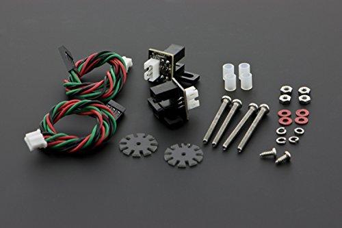 wheel-encoder-per-arduino-tt-motore-best-fit-con-micro-dc-motoriduttoreinclude-encoder-tubo-di-plast