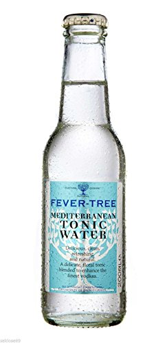 fever tree mediterranean tonic 12 Flaschen Fever-Tree Mediterranean Tonic Water 12 x 200ml inkl. Pfand Fevertree Fever Tree