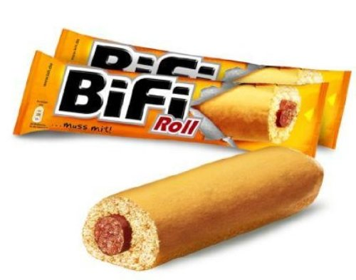 Bifi Roll, 6er Pack (6 x 50 g)