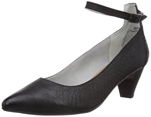 Marc Shoes - 1.407.23-21/100-marita, - Donna Nero (Schwarz (black 100))