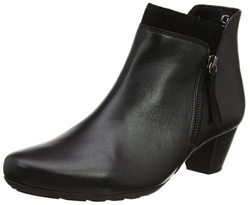 Gabor Shoes 72.821, Stivaletti Donna Nero (57 Schwarz Micro)