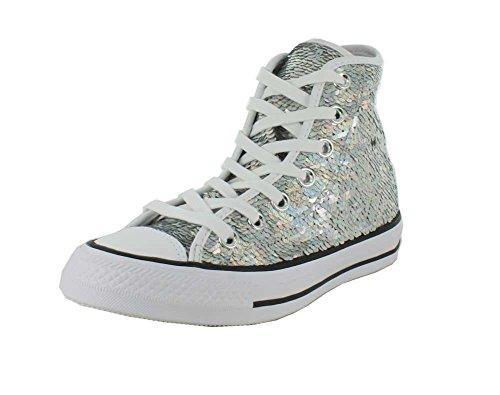 Converse All Star Hi Damen Sneaker Metallisch Metallic