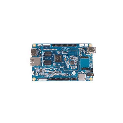 Pine64 1 2 GHz Quad-Core ARM Cortex A53 64-Bit Processor