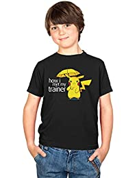 TEXLAB - Pika Trainer - Kinder T-Shirt