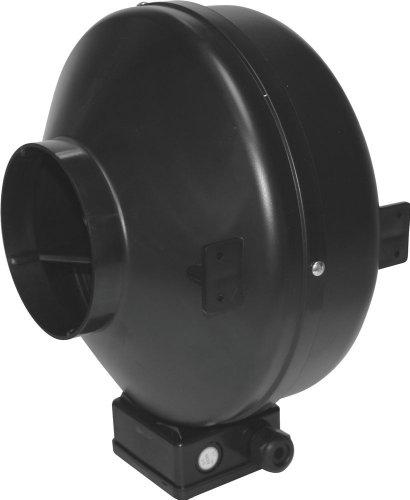 Laufrad Gebläse (RAM 08-355-405 Mix-Flow-Inline-Ventilator Z2/125 - 386 m³/hr, kein Stecker)