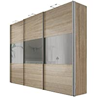 suchergebnis auf f r kleiderschrank 300 cm. Black Bedroom Furniture Sets. Home Design Ideas