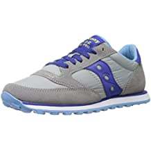 Saucony Jazz Low Pro Mujer US 11 Gris Zapato para Correr