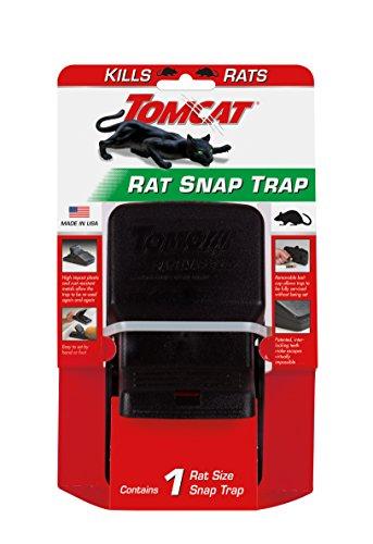 Tomcat Ratten Snap Trap -