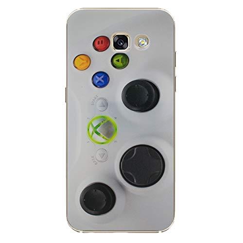 Konsolensteuerung Telefon Hülle/Case für Samsung Galaxy A3 2017 / Silikon Weiches Gel/TPU / iCHOOSE / Xbox 360 - 360 Xbox Skorpion-controller