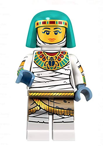 LEGO Minifigures Series 19 Egyptian Mummy Queen Minifigure